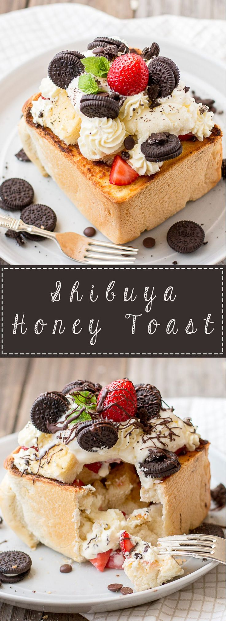 More amazing Shibuya Honey Toast -My life has no meaning till I get to eat one of these!