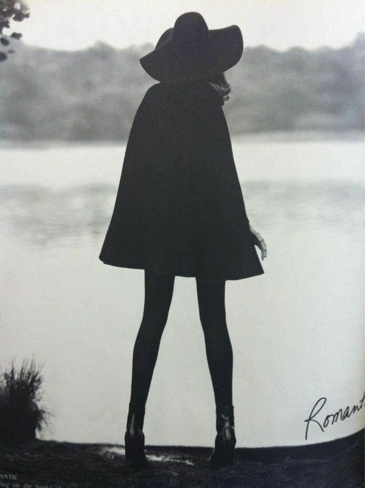 #FOTAZA     1970s Silhouette in Black and White