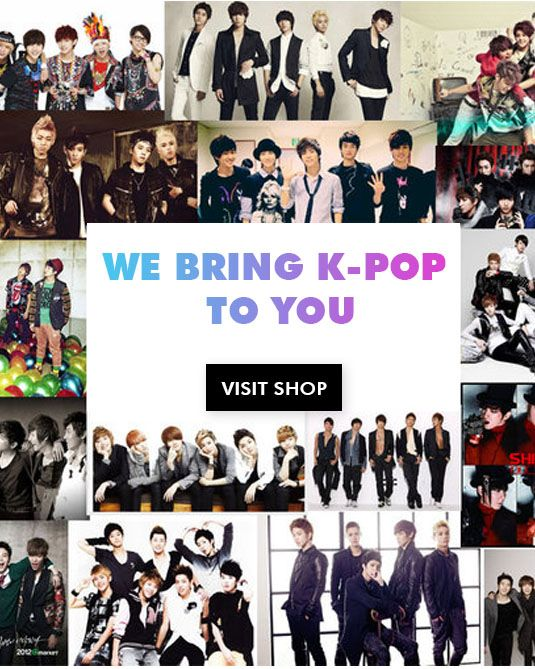 The best kpop blog and kpop shop in the world, all the latest news and amazing products. Visit now!