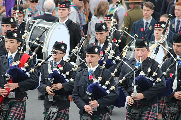The Pipes and Drums of Saint Kentigern has been presented a unique opportunity to perform in the prestigious Royal Edinburgh Military Tattoo when it comes to Wellington in February next year.