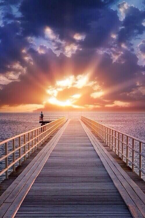 Here comes the sun ~ Florida Keys