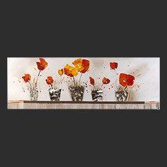 17 migliori idee su dipingere fiori su pinterest fiori for Quadri fiori stilizzati