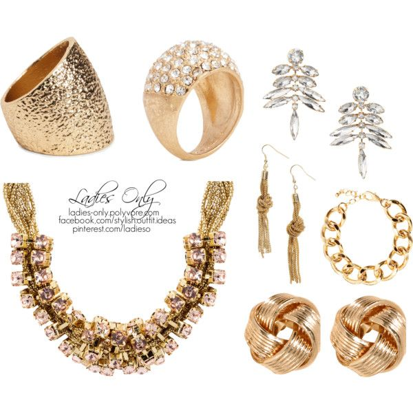 """""""jewels"""" by ladies-only on Polyvore"""