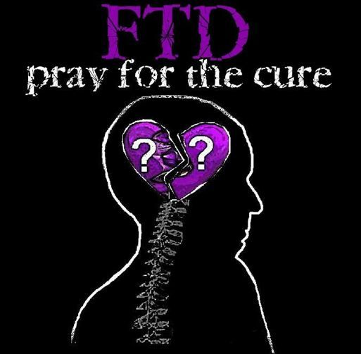 frontal lobe dementia prayers or poems | FTD Pray for the Cure