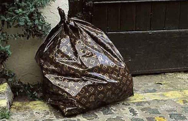 25 best heavy duty black garbage bag images on pinterest for Louis vuitton bin bags