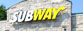 Subway - Sunday afternoon lunch???