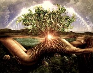 The Rebirth of the New Divine Feminine Energy.  --woow