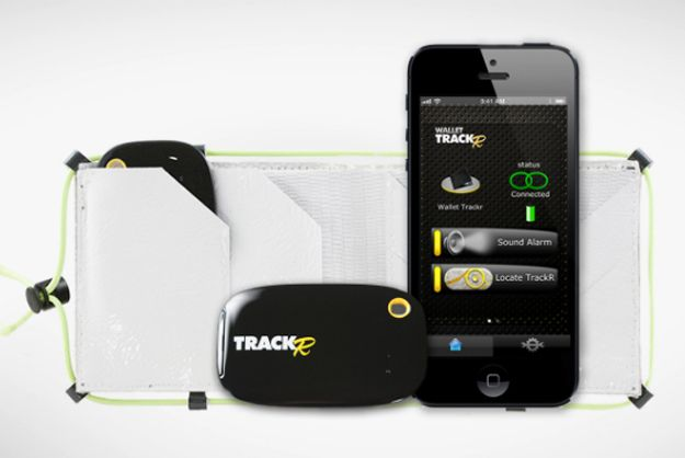 tracking device app on iphone