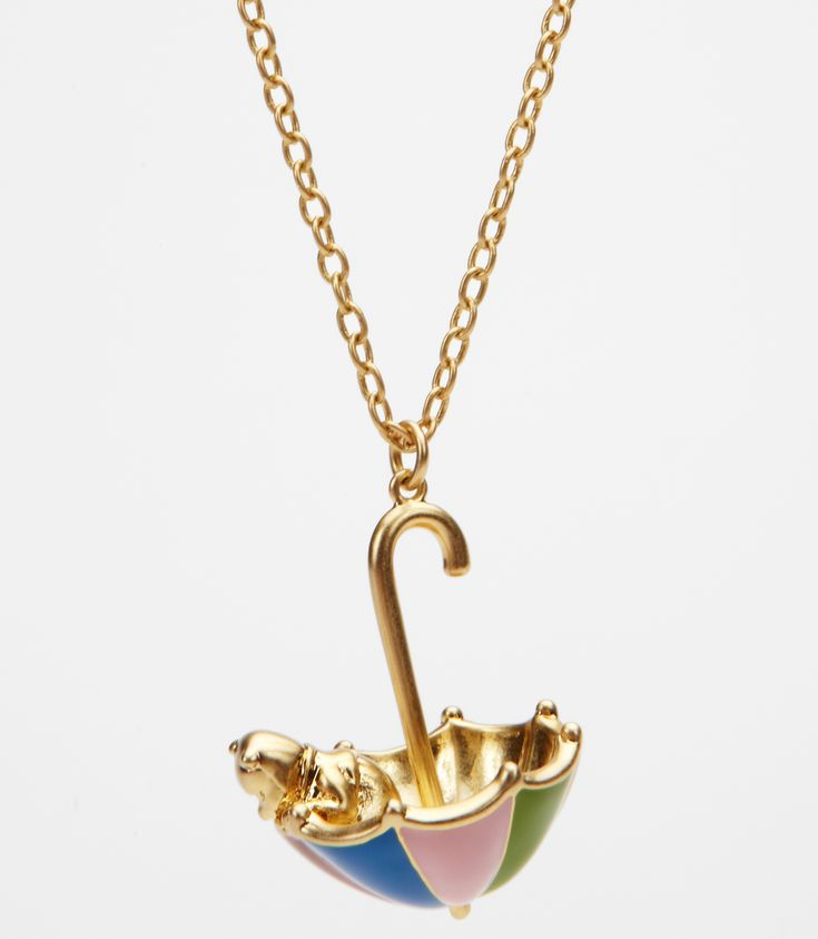 Disney Couture Winnie The Pooh Necklace at fredflare.com