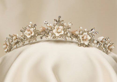 Tiaras must be worn at all times in The Secret Girly Chamber.  In some situations, a crown may be substituted.