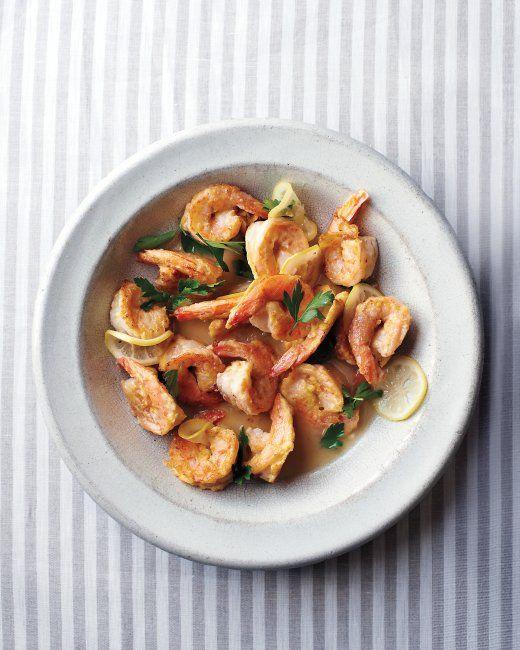 Shrimp Francese Recipe