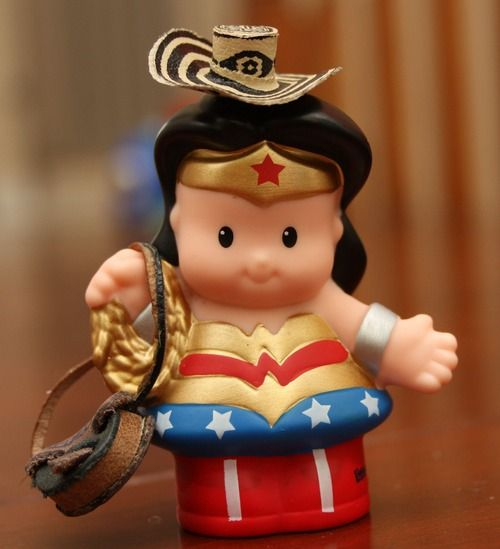 Wonder Woman! Yes, I'm going to the Barranquilla's Carnival in Colombia and I'm ready!