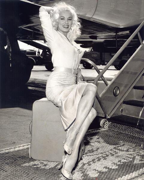 Mamie Van Doren , 1950s ♥ | Hollywood 2 - closed | Mamie ...
