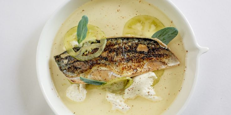 A delicious mackerel recipe from chef Martin Wishart that combines succulent flesh with notes of spice and acidity.