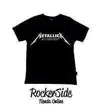 Camiseta Metallica talla 6. $15.000 Adquierela en www.rockerside.com Envíos a todo Colombia, aceptamos todos los medios de pago