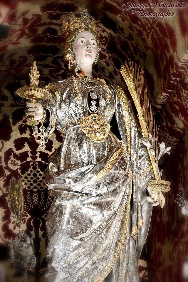Santa Lucia Patrona di Siracusa - Foto di Giuseppe Marchisello-Photo