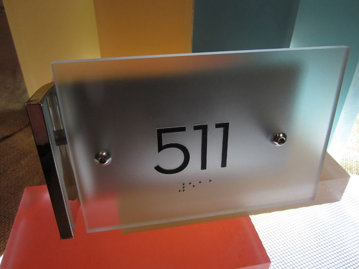 Architectural Signage | Waypoint Sign Company