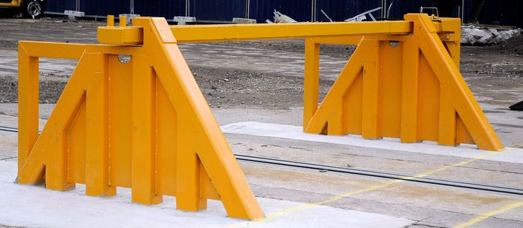 These PAS68 crash tested hinged security gates are designed to withstand  substantial direct impact forces the gates are used to protect sites from extreme aggressive attacks.
