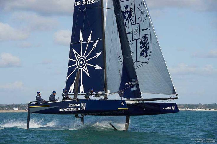 """#VOILE #Foilers Gitana Team : Sébastien Josse devrait faire voler le Multi 70 comme le GC32 """"Dans sa version 2015, Gitana XV sera doté de nouveaux foils"""" >>> http://seasailsurf.com/seasailsurf/actu/9084-Gitana-Team-Sebastien-Josse-devrait-faire-voler #SAILING #Foilers Gitana Team : Sébastien Josse want to make fly the Multi 70' as a GC32 """"Gitana XV will be equipped with new foils"""" >>> http://seasailsurf.com/seasailsurf/actu/9085-Gitana-Team-Sebastien-Josse-want-to-make-fly-the"""