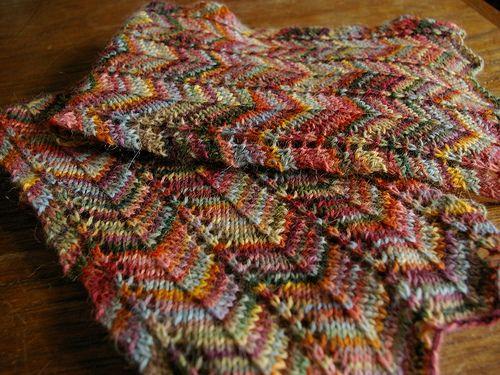 Favorite Scarf Ever: Indie Dyer, Alpaca Yarns, Knitting Patterns, Needlework, Nice Yarns, Handcraft Patterns, Sock Yarn Patterns, Chevron, Knit Patterns
