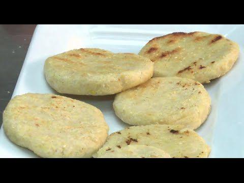 Como Preparar Arepas de Quinoa- Hogar Tv  por Juan Gonzalo Angel - YouTube
