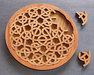 The Celtic Circle Puzzle