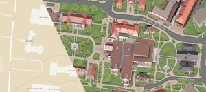 Ole Miss News Blog: New Online Campus Map