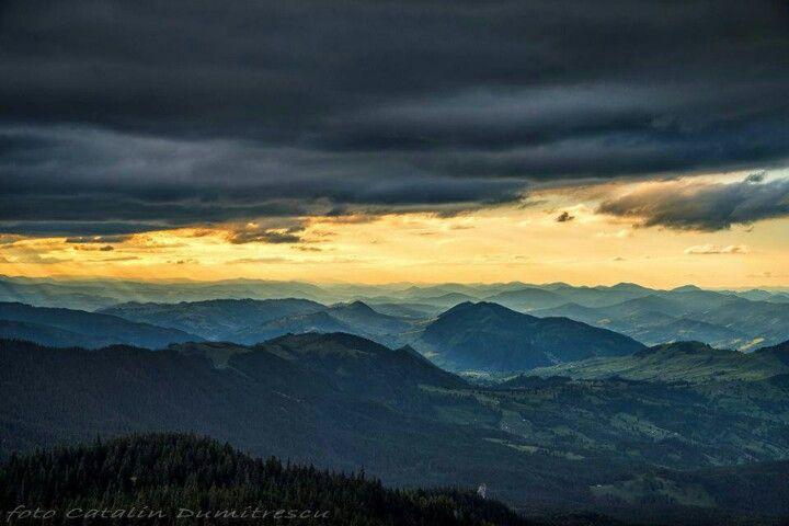 Rarau Mountains, Romania
