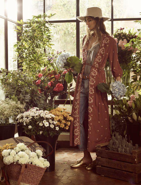 A consciência ecológica e um espírito boémio marcam as tendências deta Primavera!