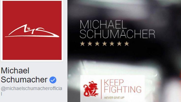 """Willkommen in Michaels Fahrerlager!"": Schumacher startet Social-Media-Offensive"