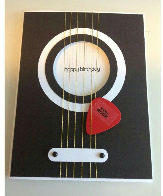 You Rock Birthday Card @ Rs. 249