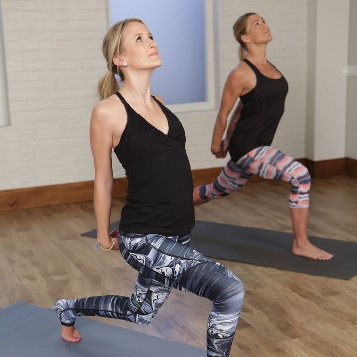 This yoga sequence is designed to open the heart and release any tension you may be holding on to. And let's not forget the rush of endorphins that comes with a good sweat session. While getting over a breakup takes time, this will help.