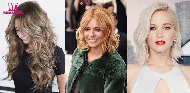 Los colores de esta temporada, para tu cabello