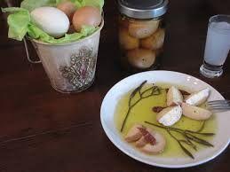 Αυγά τουρσί με βότανα της ελληνικής γης - ΒΟΤΑΝΟΛΟΓΙΚΑ