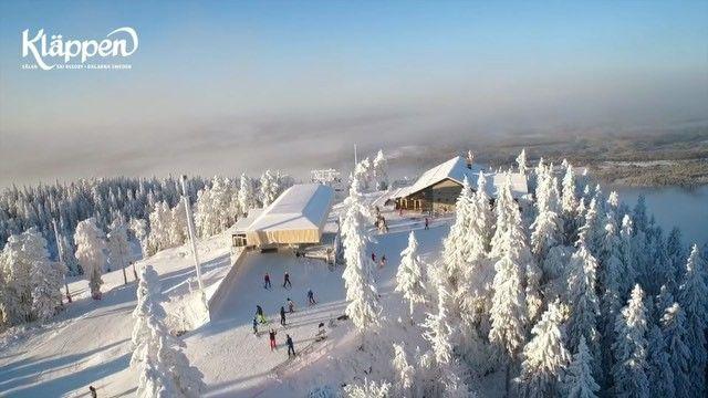 Vinter på riktigt nu! Till helgen väntar vi mer snö. /-nOppa- #sälenfjällen #Kläppen #sälen