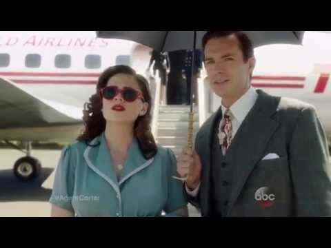 Who's excited???   Agent Carter Lands in L.A. - Marvel's Agent Carter Season 2 Preview - YouTube