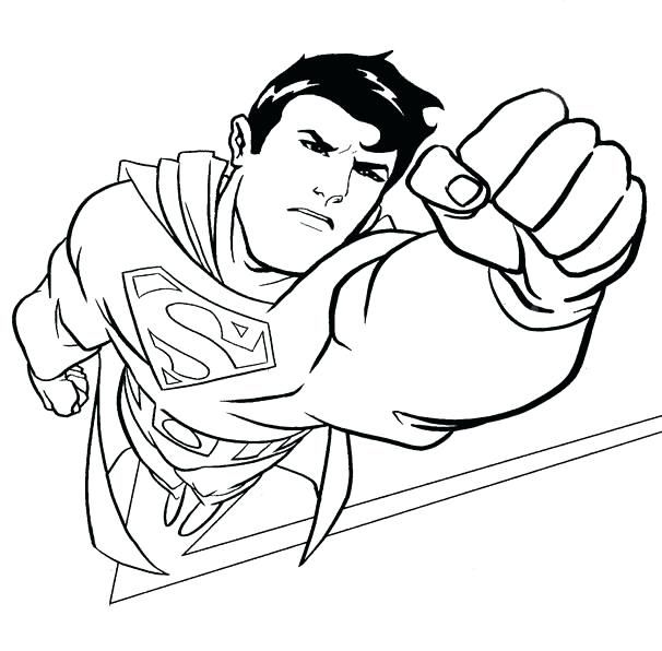 Free Superman Coloring Pages Superman Coloring Pages Superhero Coloring Superhero Coloring Pages