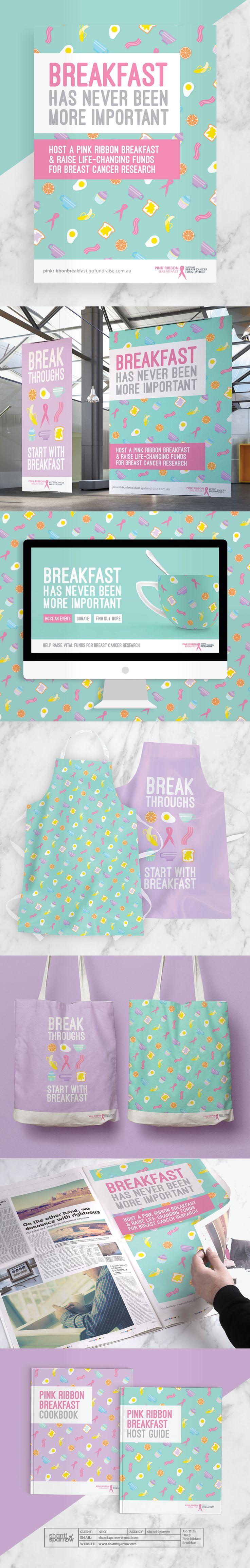 Shanti Sparrow_Pink Ribbon Breakfast