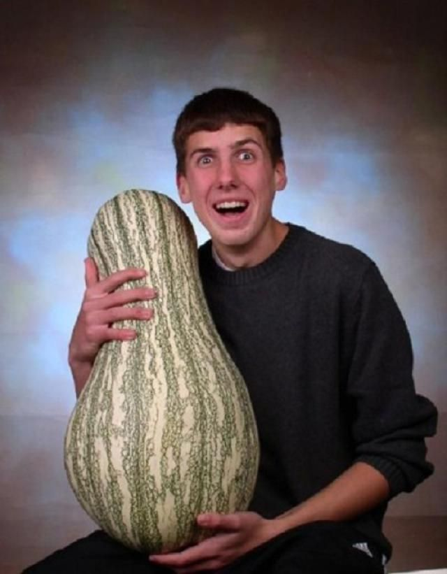 Hands Down, These Are The Most Hysterically Weird Senior Portraits Ever