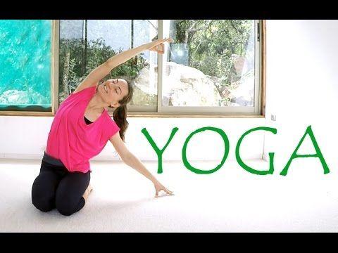 Yoga en 10 min para todo cuerpo - YouTube