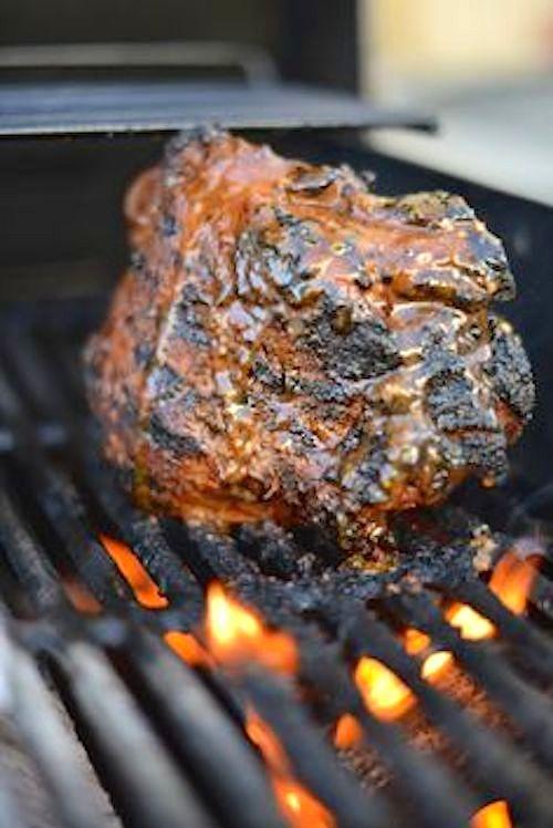 Grilled Beef Tenderloin Marinade