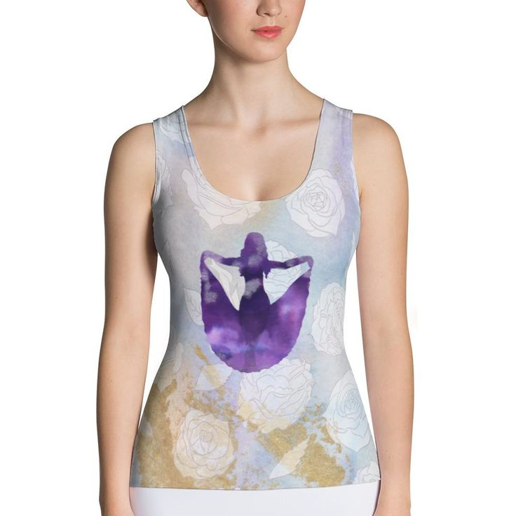 Wild Heart Passionate Soul tank top