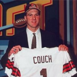 UK alum and former NFL player- Tim Couch