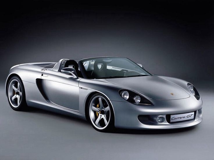 Porche Carrera GT One Of My Favorite