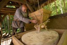 le moulin hydraulique de guédelon