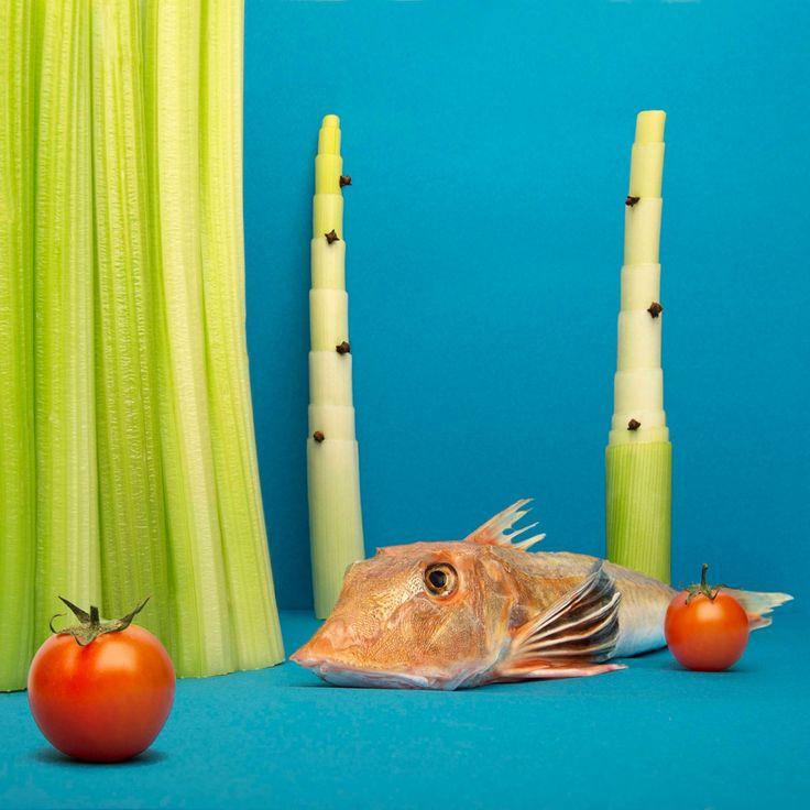 Surrealistyczne jedzenie/ The Wonders Taste – fot.; Francesca Fattori