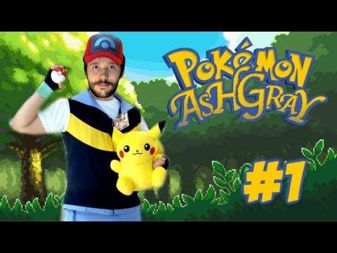 ▶ Pokemon Ash Gray | Walkthrough Part 1 - YouTube
