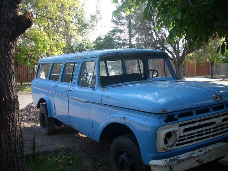 1965 Ford F100 Crew Cab