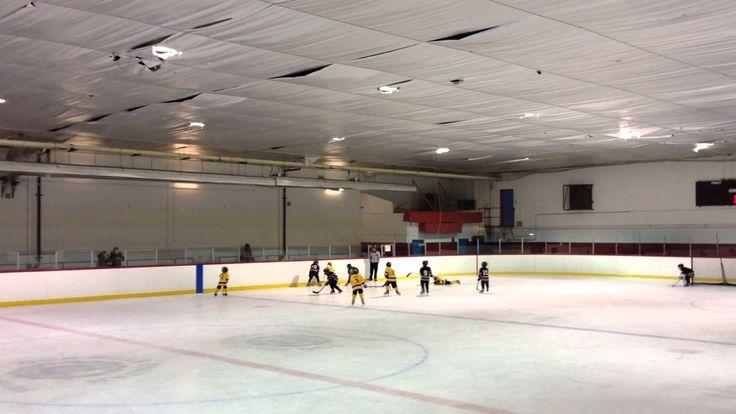 Tyke Hockey Game - Armen Hockey - Goal #7 Feb 27 2016