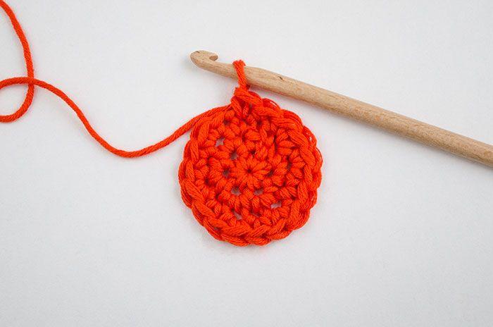cercles en crochet